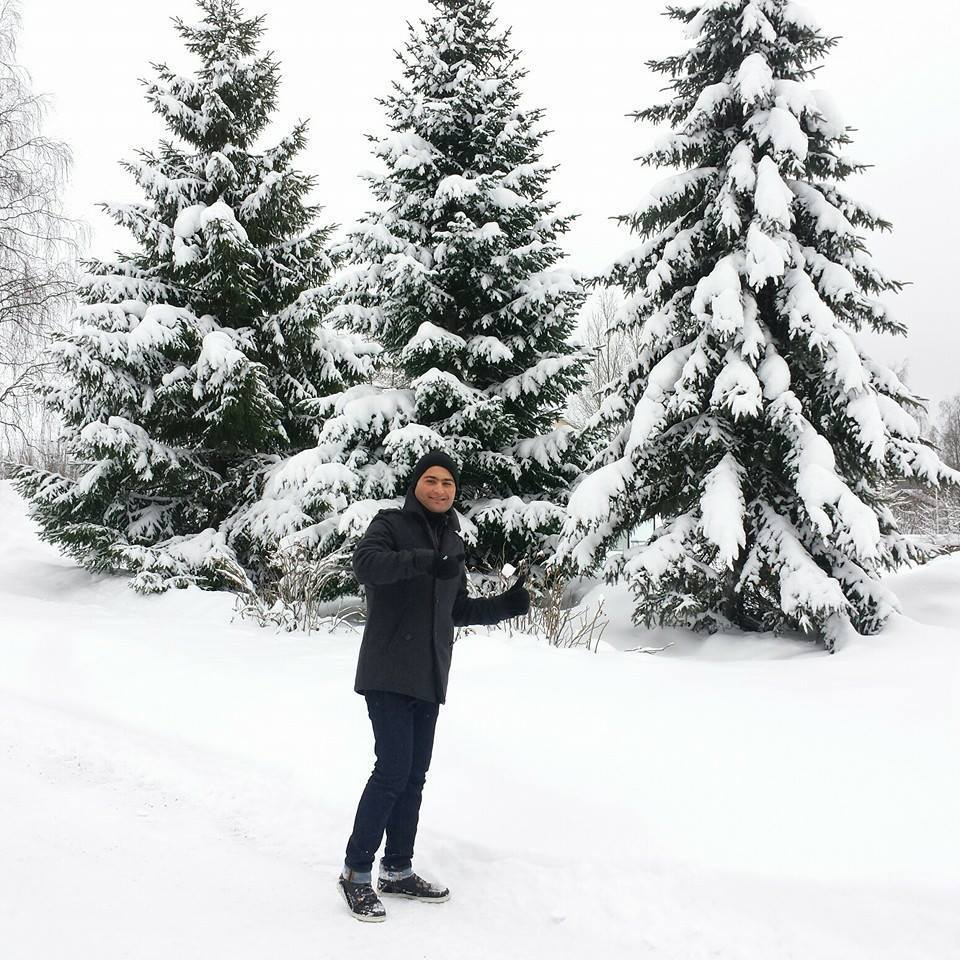 Pakistani Student in Finland: Living Abroad Enriched My Life