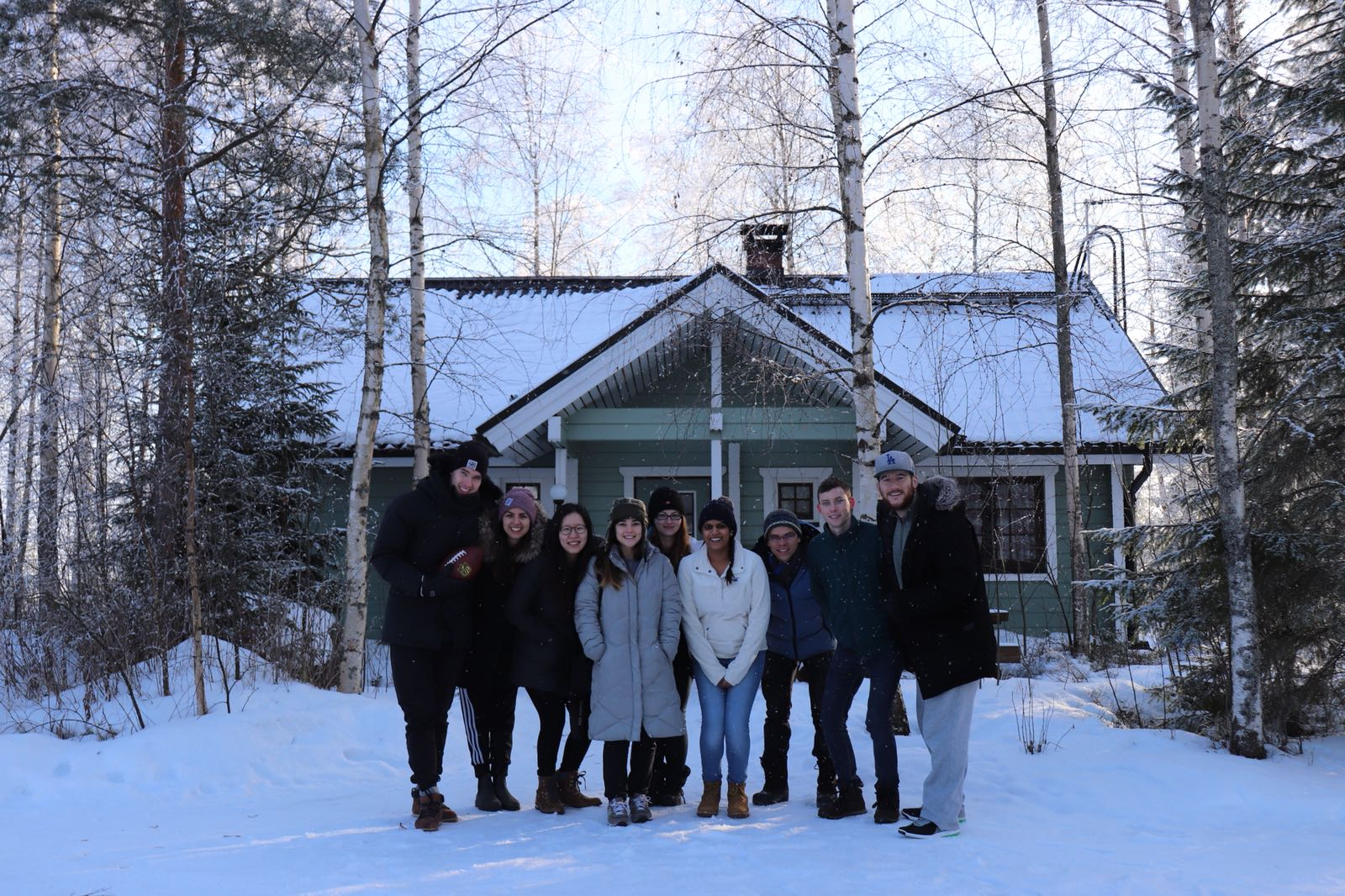 Student from India: Priyanka's Study in Finland Journey