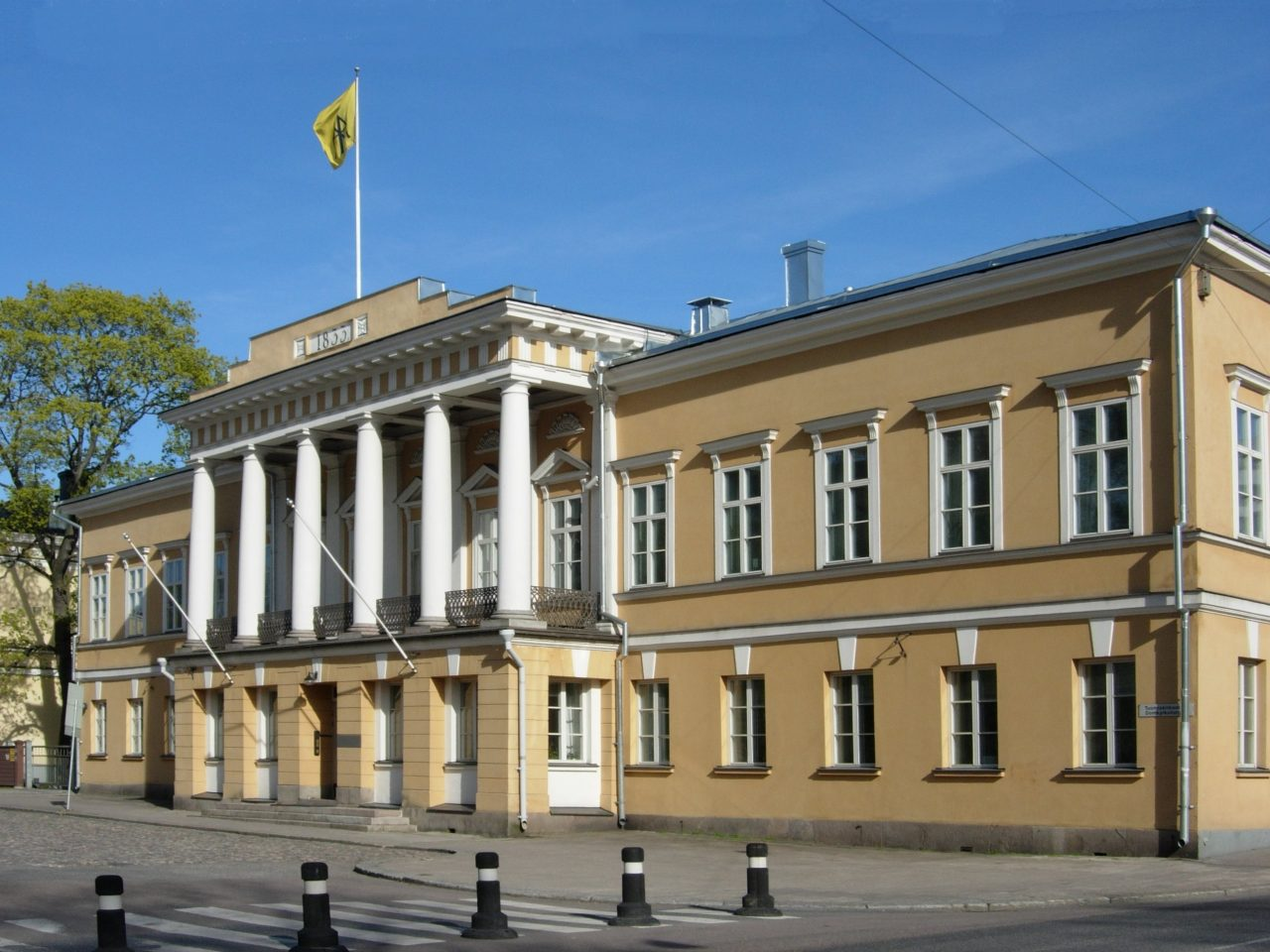 Åbo-Akademi Buidling