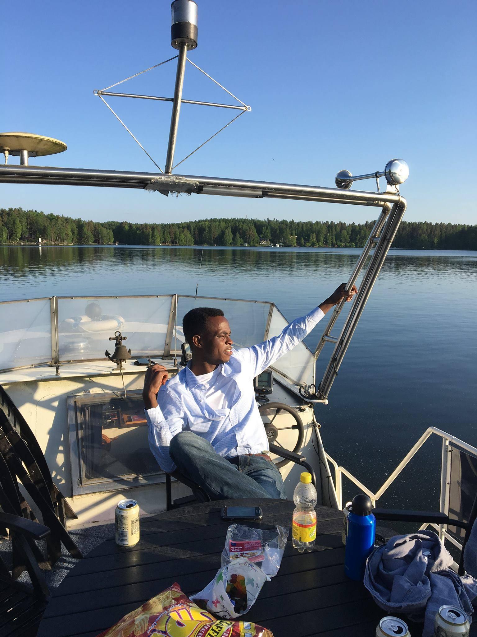Student Success Story of Adeyinka from Nigeria