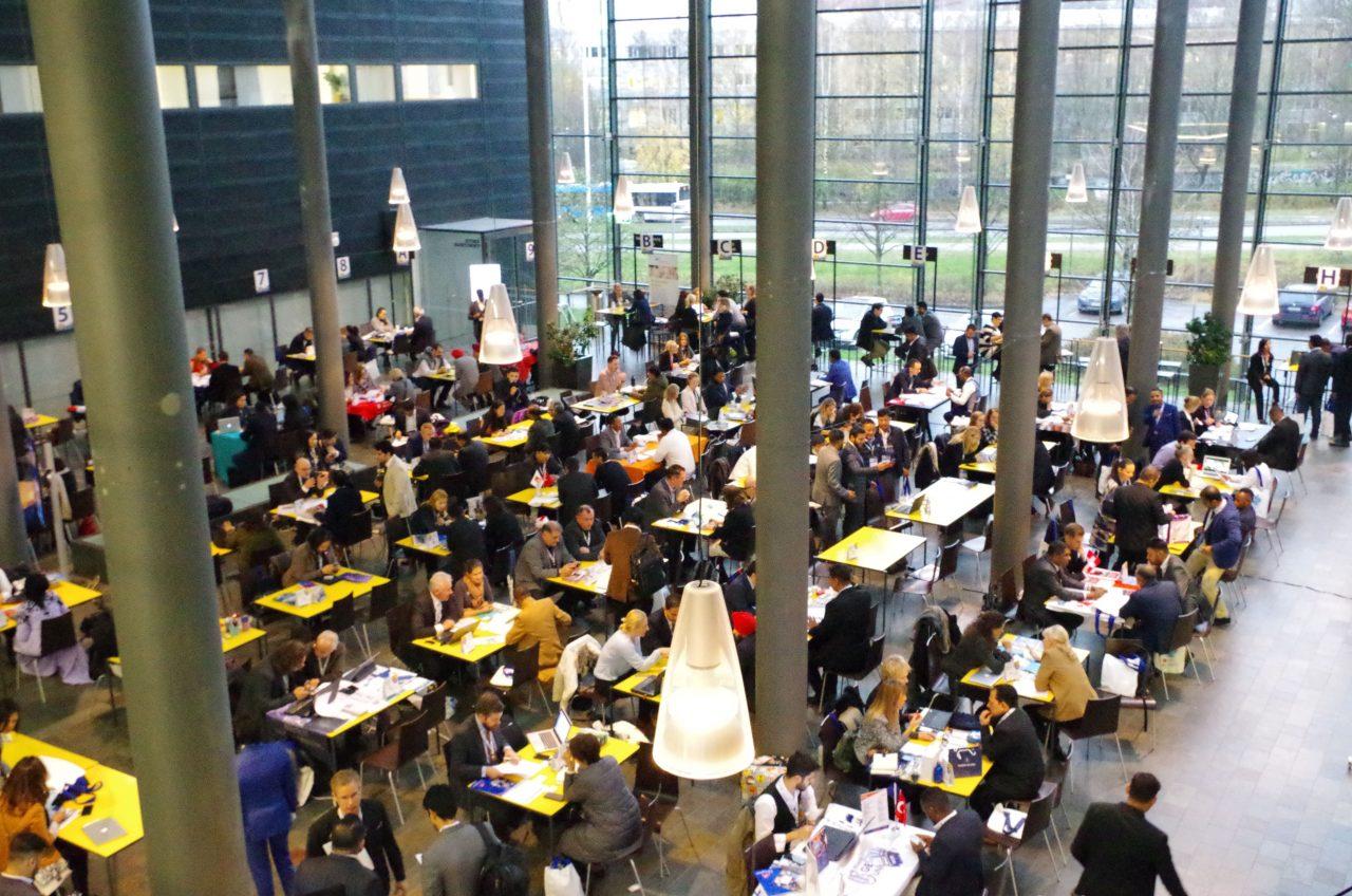 Uniagent European Summit at Arcada University of applied sciences