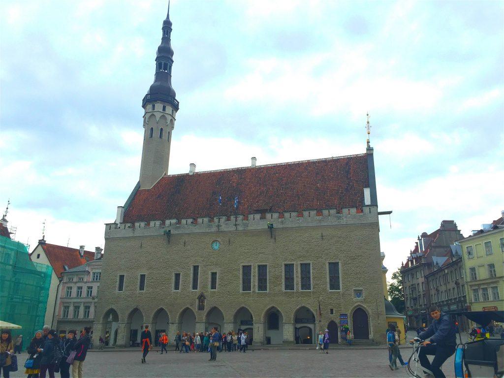 countries to visit Estonia's Tallinn TownHall