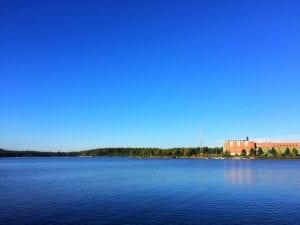 Vaasa lake view