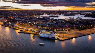 Saudi Arabian Student in Finland: A New Family Life