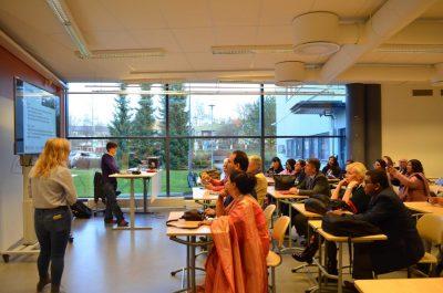 Study Tour in Hämeenlinna