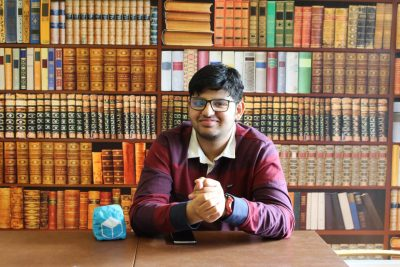Interview with Mayank – an Electrical and Automation Engineering Student from India