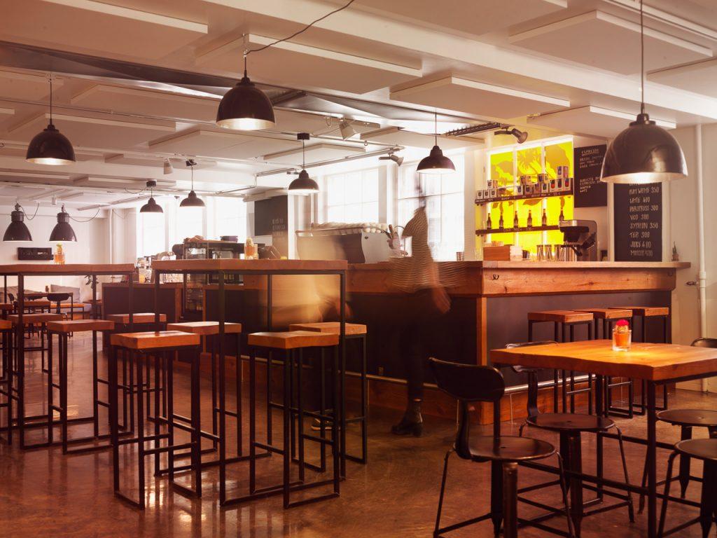 helsinki cafe interior