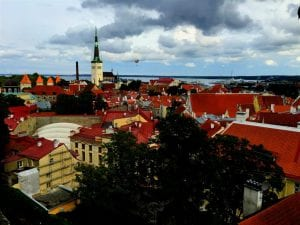 Countries to visit Estonia's Tallinn Old Town