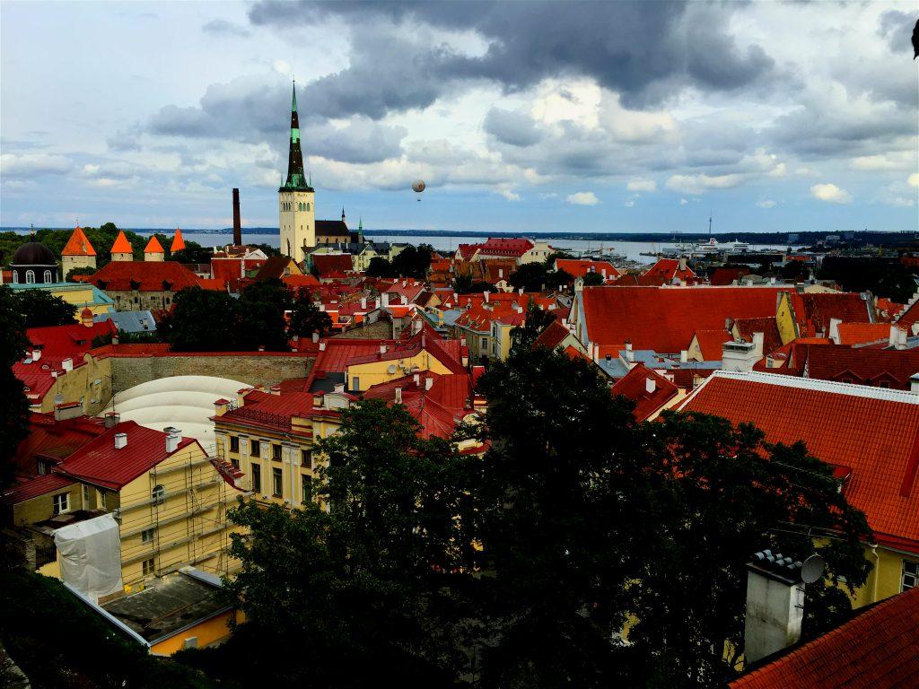 Countries to visit Estonia's Tallinn Old Town