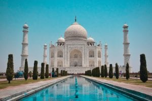 India main touristic attraction