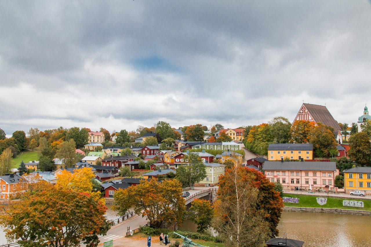Haaga-Helia town of Porvoo in Finland