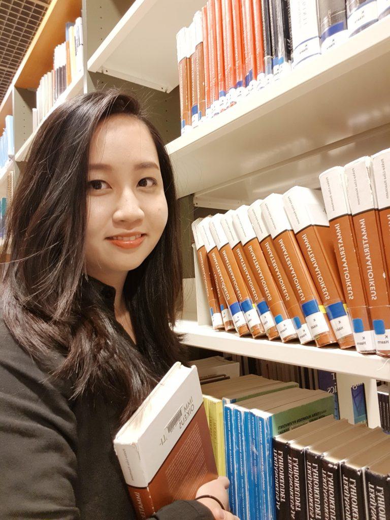 Vietnamese Student in Finland: Starting her Internship Journey