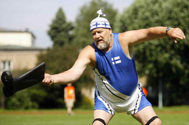 Finnish crazy sports