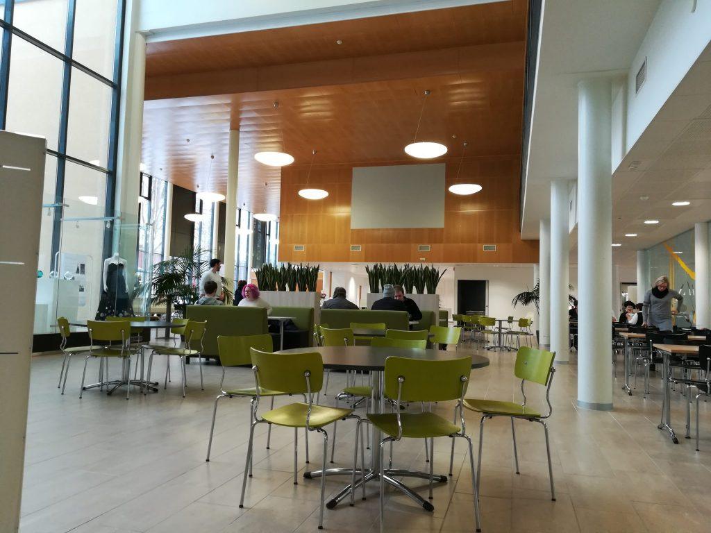 SAMK Pori Campus, Finland, Europe