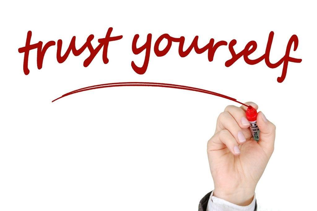 Career builder; believe in yourself