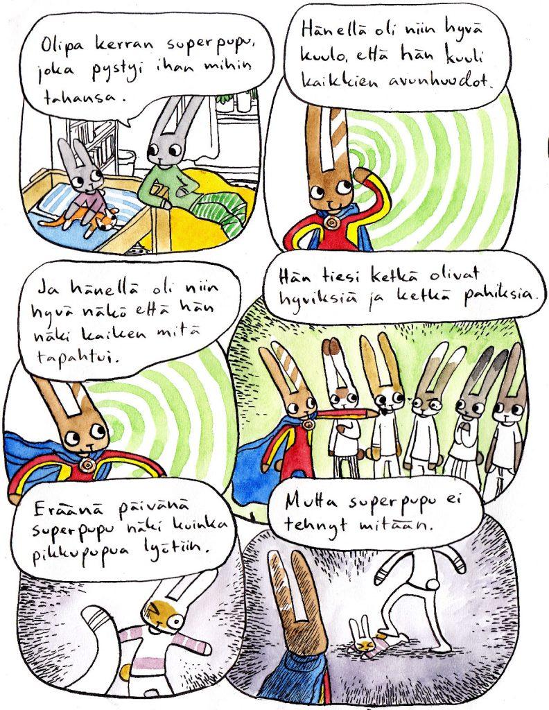 Finnish bedtime story