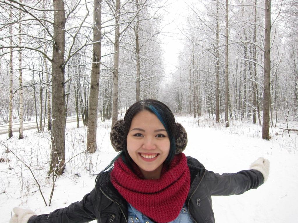 Helen Phi Vietnamese student