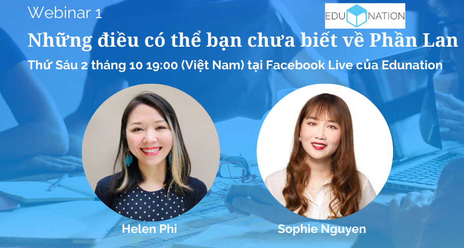 Vietnamese Webinar 1: Interesting Facts About Finland That You May Not Have Known Of