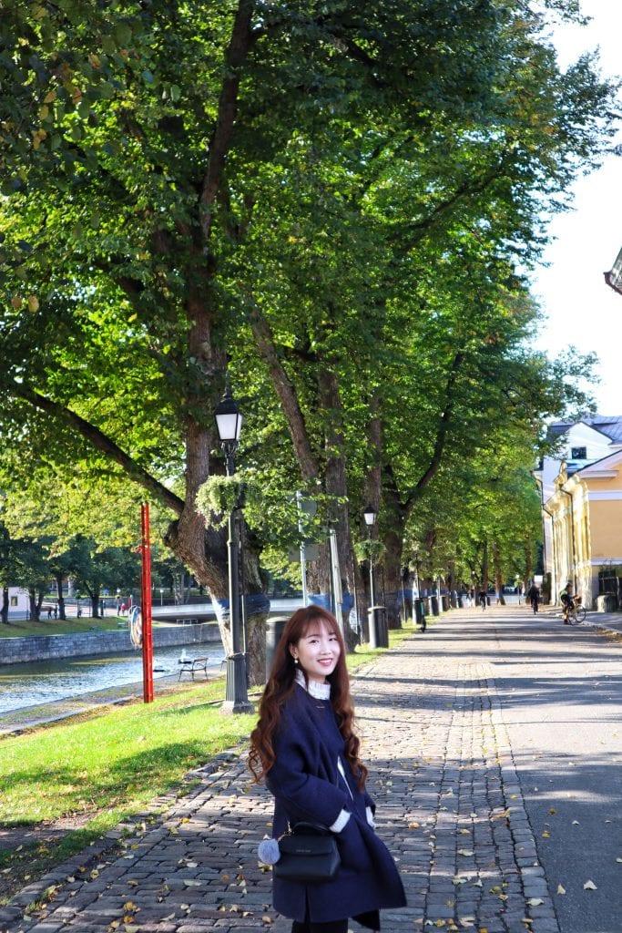 Sophie Nguyen Vietnamese student