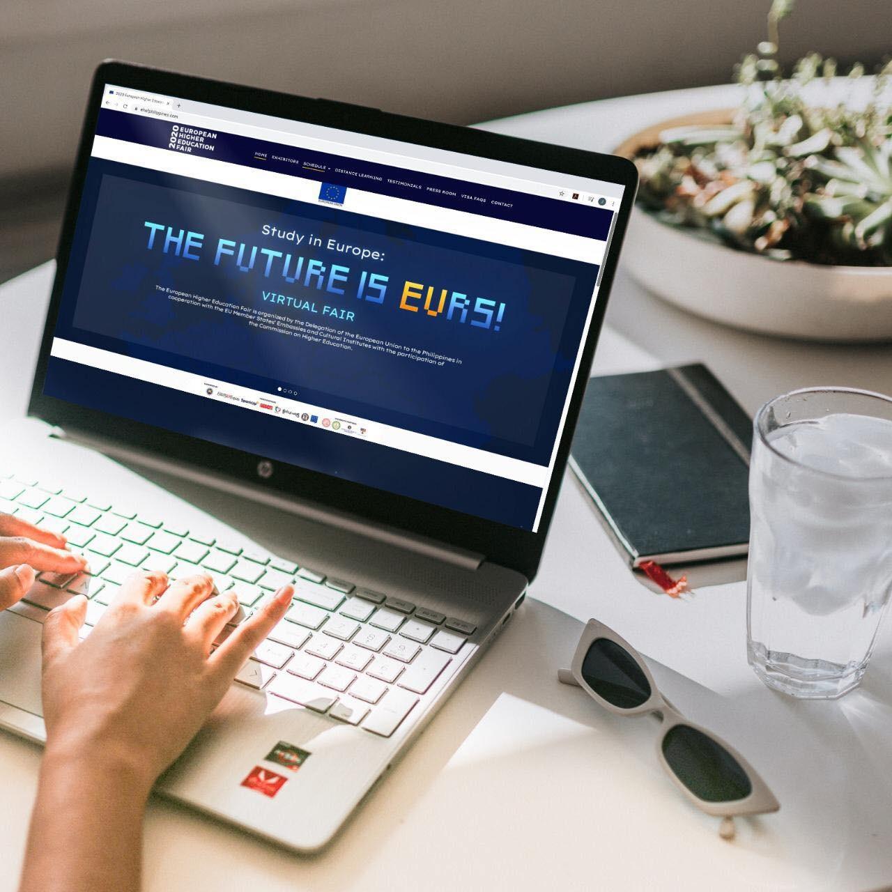 EDUNATION'S PARTICIPATION IN THE EUROPEAN HIGHER EDUCATION FAIR 2020