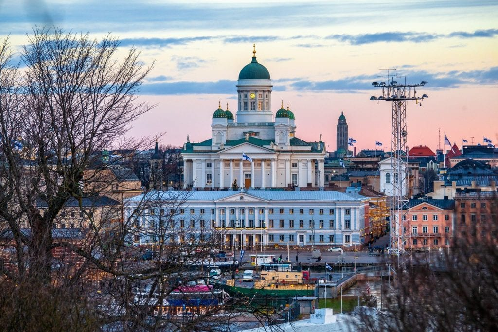 There are many reasons why students choose to come to Finland
