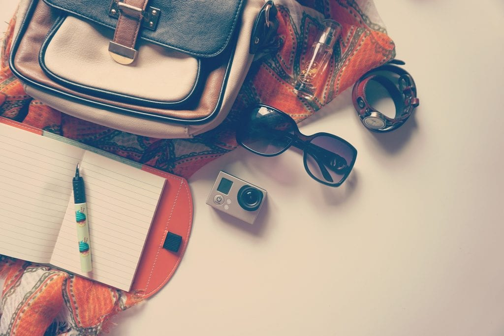 Use this checklist to plan your travel arrangements!