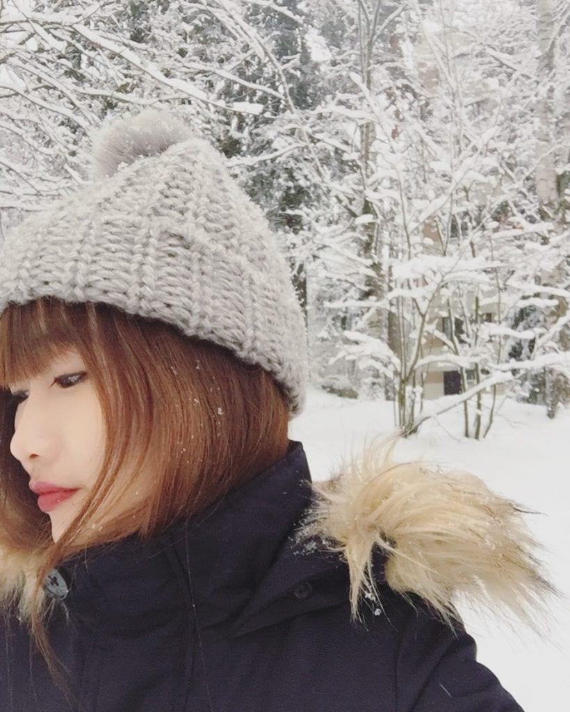Sophie Nhat Nguyen Vietnamese in Finland Sophie the Sleeper