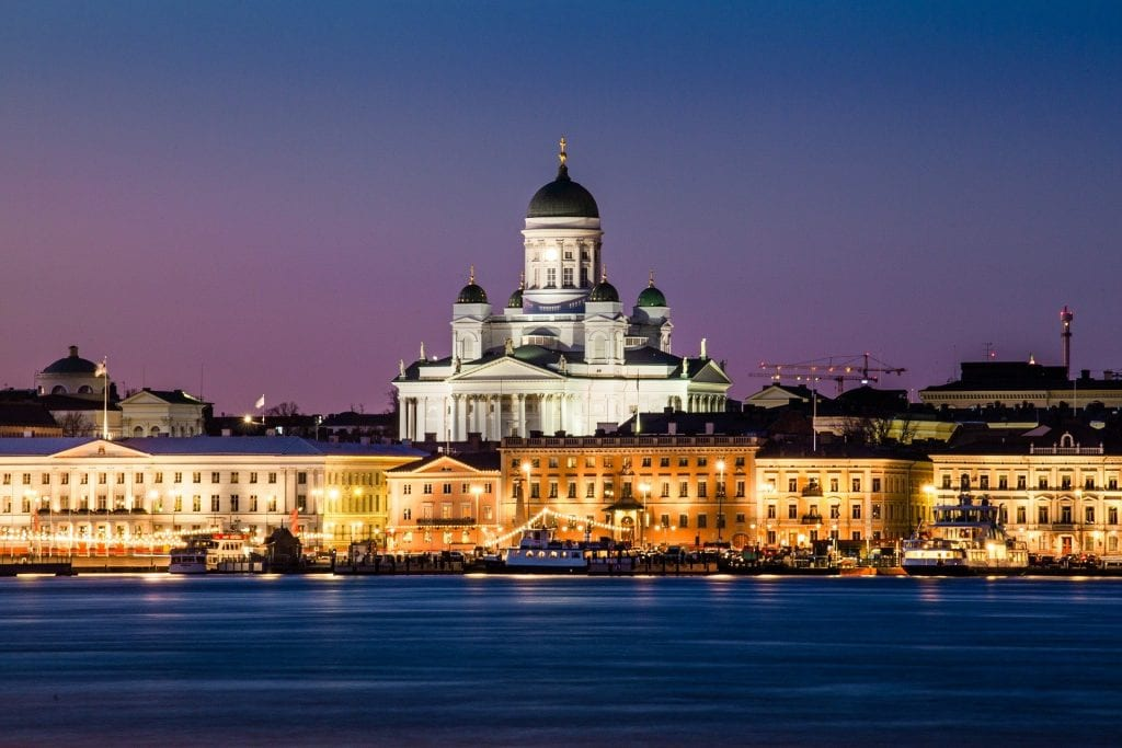 Finland is a great option for many students cost wise!