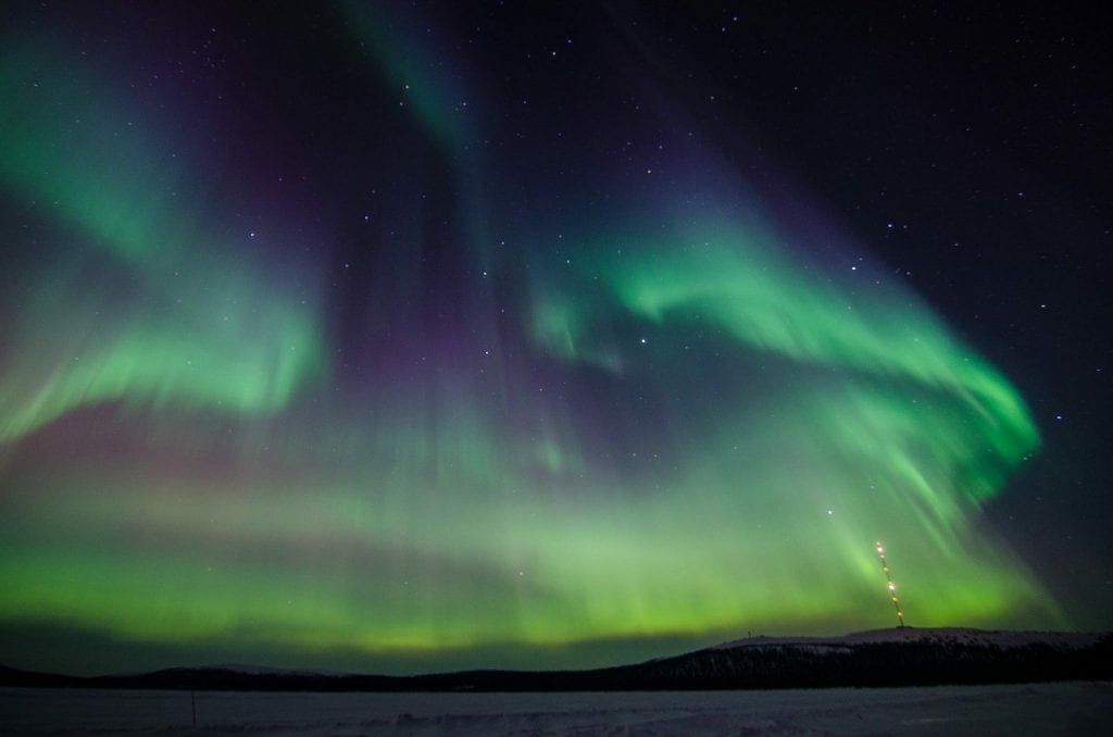 Lapland is usually a very anticipated destination for international students!