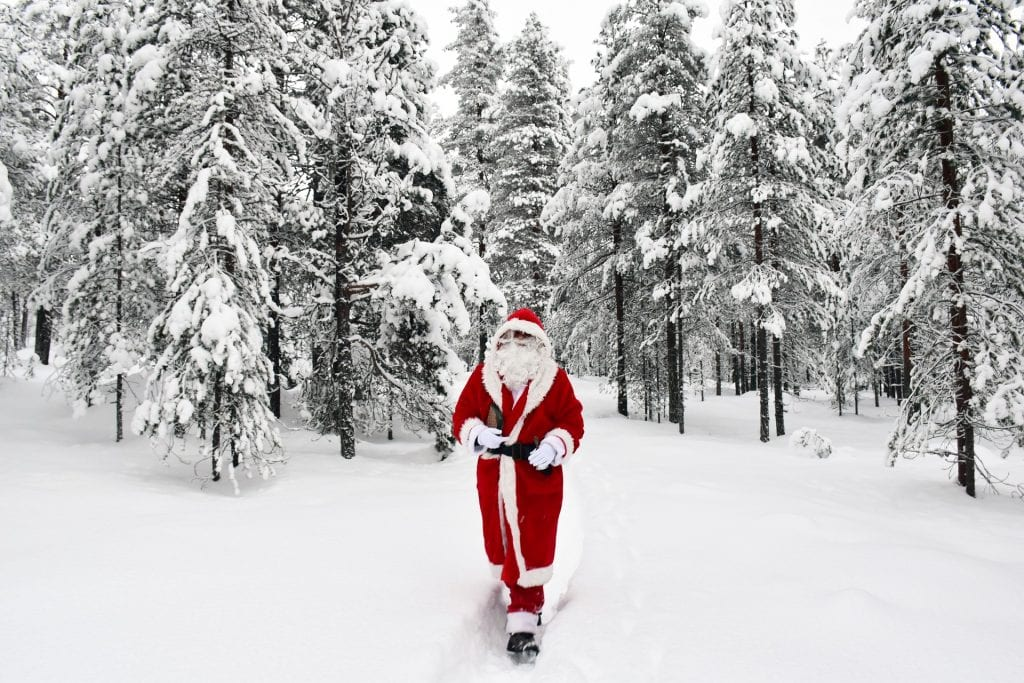 Get ready to meet Santa Claus in Finland!