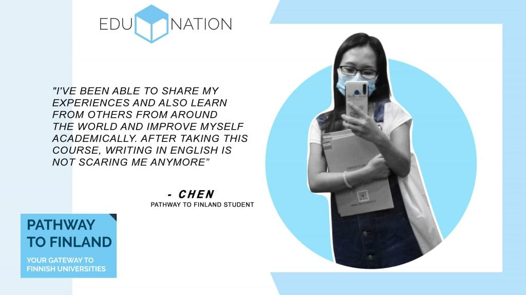 Chen quote about Pathway