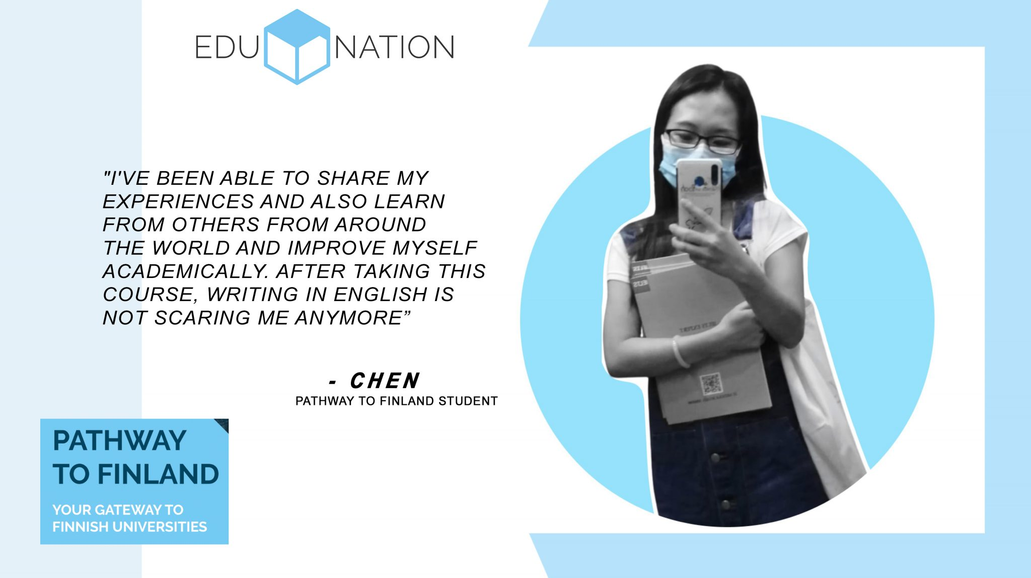 Read more about the article Interview with Pathway student Chen