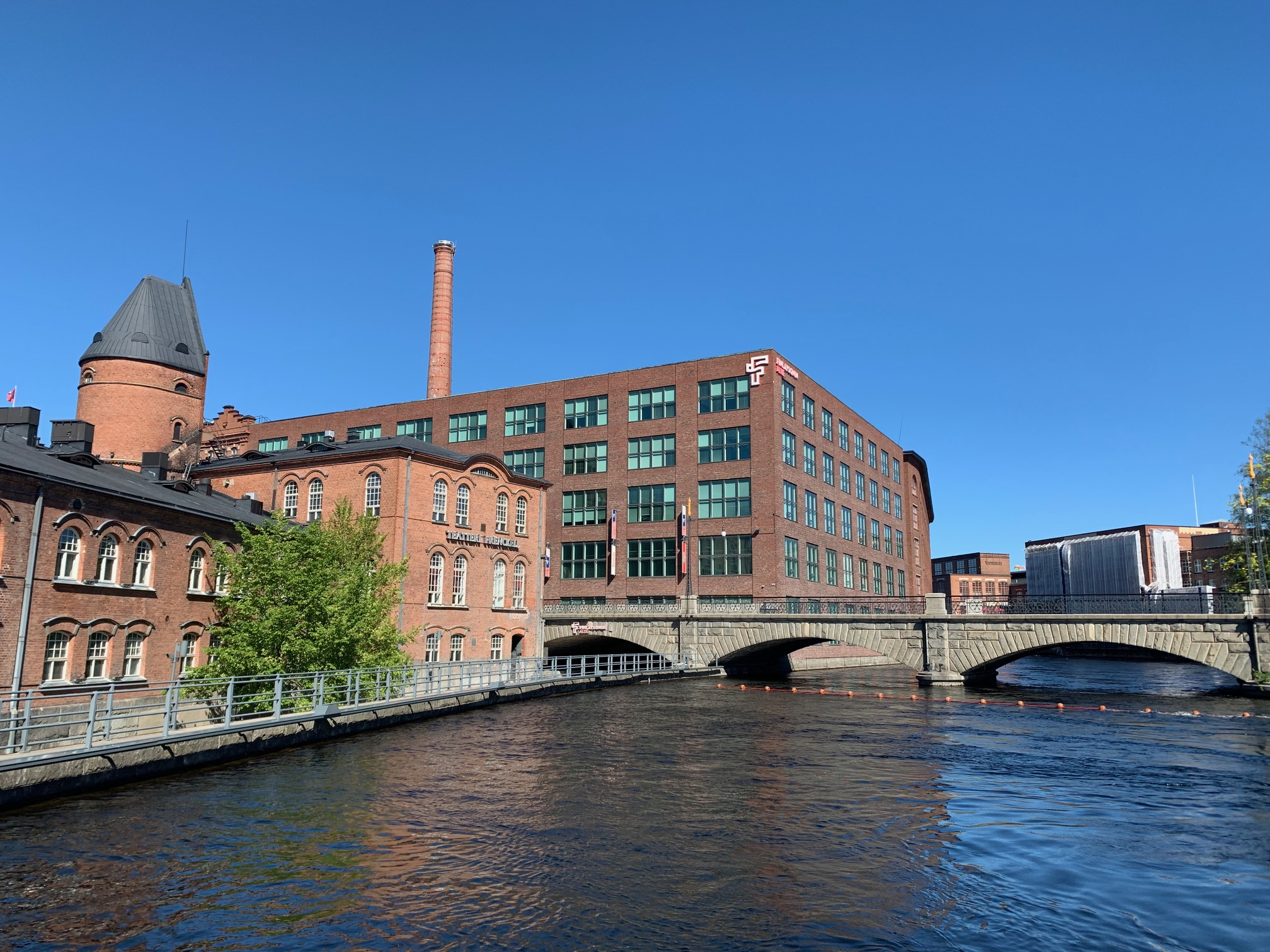 Read more about the article Get to know Tampere University of Applied Sciences (TAMK)