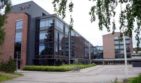 TAMK campus building